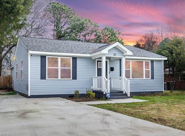 20 Salem St, Hampton, VA 23669 (#10356196) :: Seaside Realty