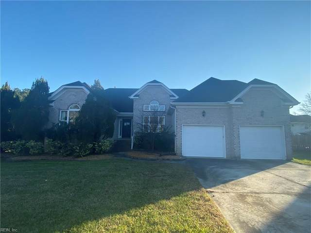3600 Shipley Dr, Virginia Beach, VA 23456 (#10356228) :: Atkinson Realty
