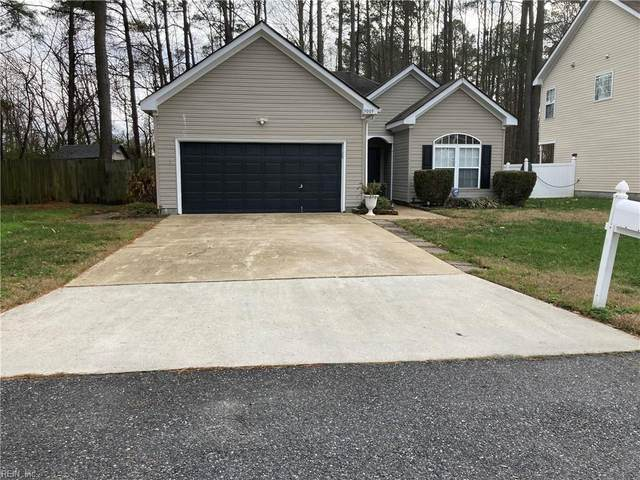 5009 James St, Chesapeake, VA 23321 (#10356231) :: RE/MAX Central Realty