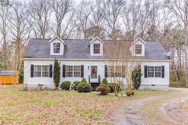 342 Moores Pointe Rd, Middlesex County, VA 23043 (#10356277) :: Atkinson Realty