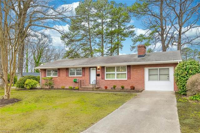 104 Gum Grove Dr, Newport News, VA 23601 (#10356316) :: RE/MAX Central Realty