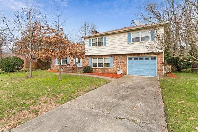 112 Willow Oaks Blvd, Hampton, VA 23669 (#10356375) :: Seaside Realty