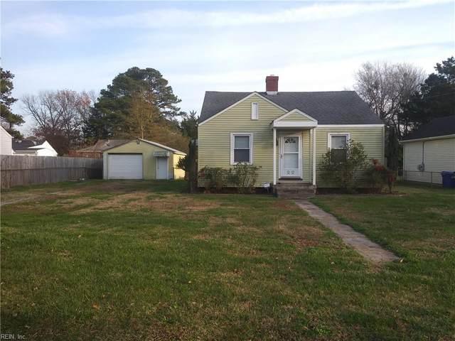 22 Byers Ave, Portsmouth, VA 23701 (#10356379) :: Atkinson Realty