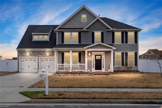 2119 Bellflower Way, Chesapeake, VA 23323 (#10356395) :: Berkshire Hathaway HomeServices Towne Realty