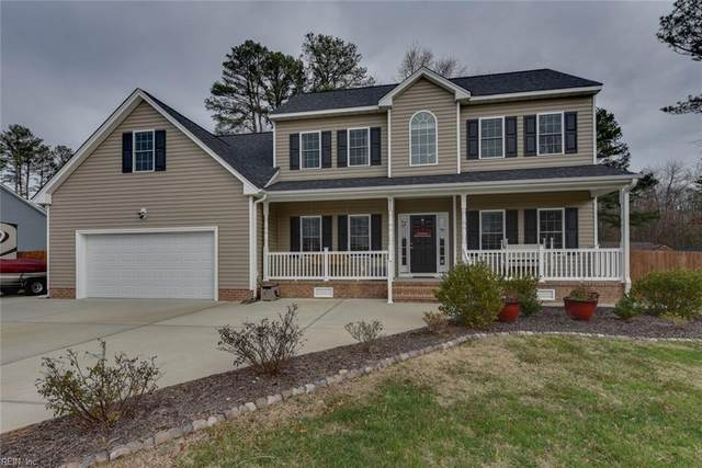 612 Cook Rd, York County, VA 23690 (#10356417) :: Kristie Weaver, REALTOR