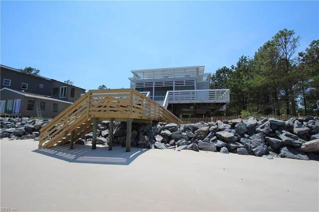 136 Chesapeake Shore Rd, Mathews County, VA 23138 (#10356418) :: Seaside Realty