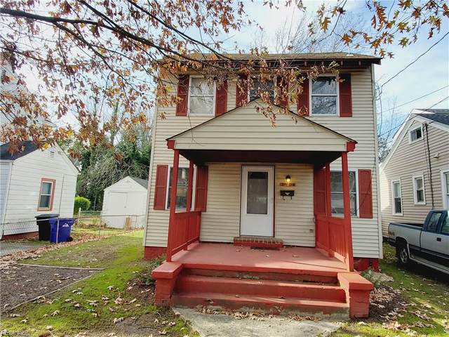 2104 Parker Ave, Portsmouth, VA 23704 (#10356429) :: Berkshire Hathaway HomeServices Towne Realty