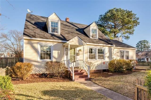 4 Charles St, Hampton, VA 23669 (#10356482) :: Berkshire Hathaway HomeServices Towne Realty