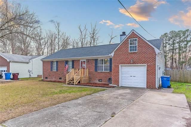 4207 Coffman Blvd, Chesapeake, VA 23321 (#10356484) :: The Kris Weaver Real Estate Team
