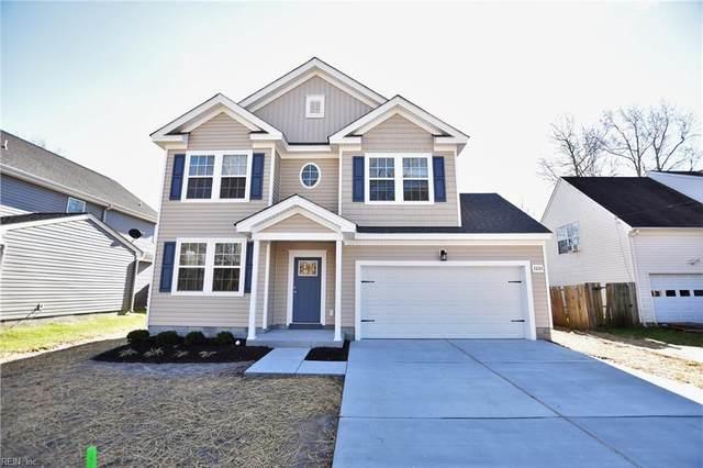 4416 Coltrane Ave, Suffolk, VA 23435 (#10356501) :: RE/MAX Central Realty