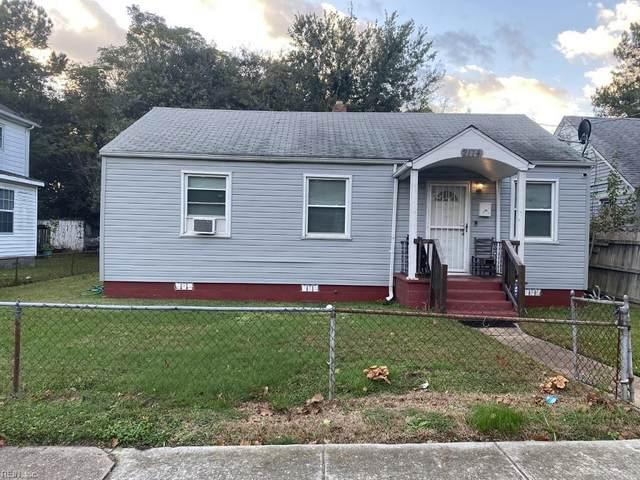 2114 Nashville Ave, Portsmouth, VA 23704 (#10356507) :: Atkinson Realty