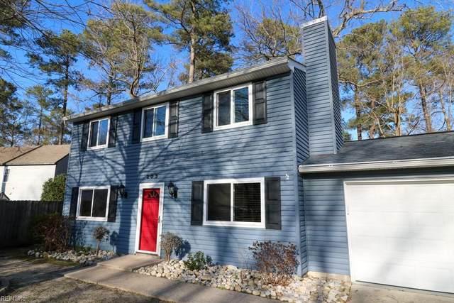 203 Tower Ln, Newport News, VA 23608 (#10356521) :: Berkshire Hathaway HomeServices Towne Realty