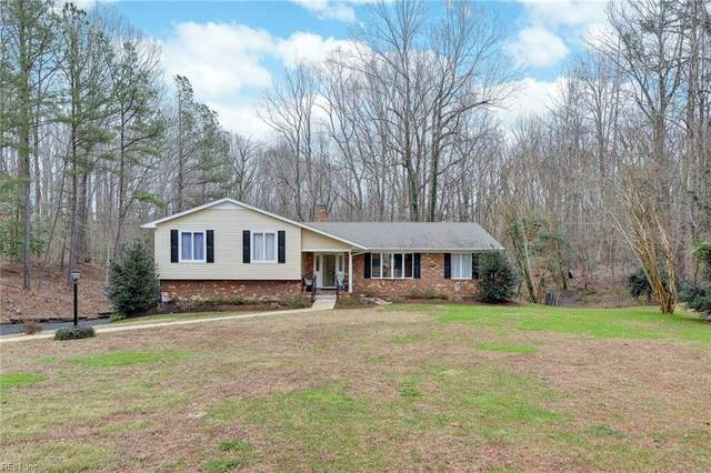 155 Bush Springs Rd, James City County, VA 23168 (#10356550) :: Gold Team VA