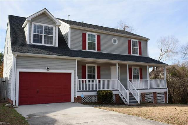 116 Foxworth Cir, Suffolk, VA 23434 (#10356555) :: Tom Milan Team