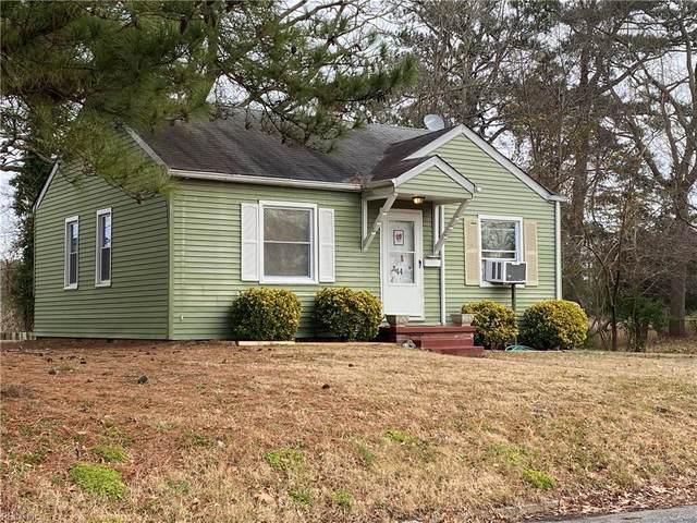 44 Foxgrape Rd, Portsmouth, VA 23701 (#10356556) :: Judy Reed Realty
