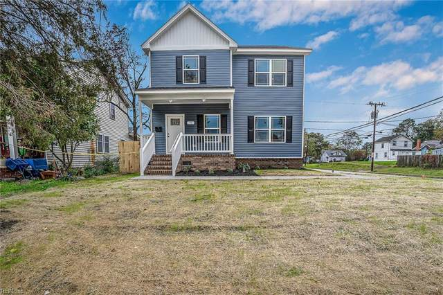 69 Buxton Ave, Newport News, VA 23607 (#10356593) :: Rocket Real Estate