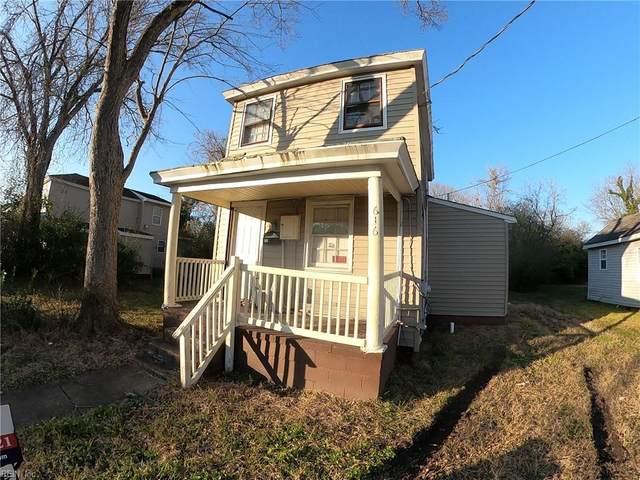 616 Ashley Ave, Suffolk, VA 23434 (#10356599) :: Berkshire Hathaway HomeServices Towne Realty