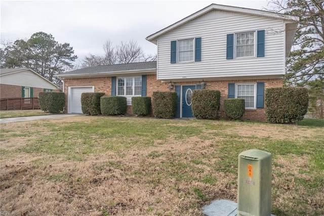 1451 Lake Forest Dr, Portsmouth, VA 23701 (#10356607) :: Momentum Real Estate