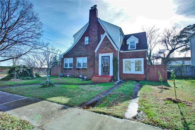 1601 Holladay St, Portsmouth, VA 23704 (#10356608) :: Rocket Real Estate