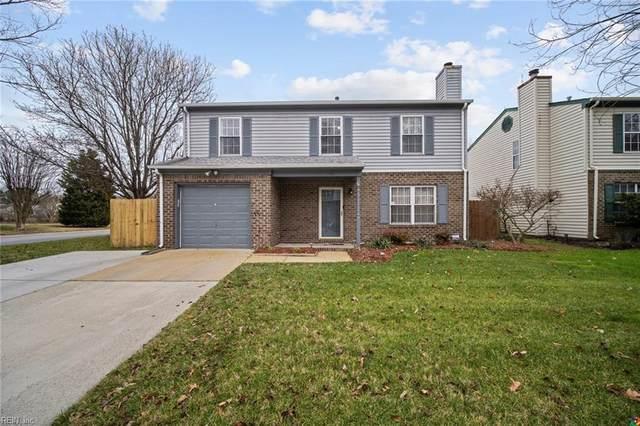 401 Westview Dr, Hampton, VA 23666 (#10356610) :: Atkinson Realty