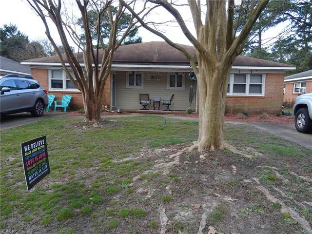 2221 Oak St, Virginia Beach, VA 23451 (#10356646) :: Tom Milan Team