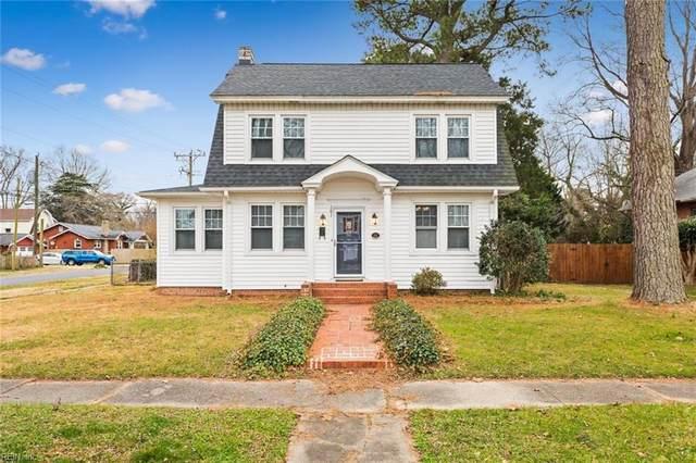 101 Apple Ave, Hampton, VA 23661 (#10356659) :: Kristie Weaver, REALTOR