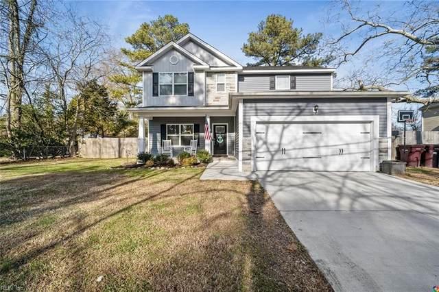 2812 Old Galberry Rd, Chesapeake, VA 23323 (#10356664) :: Seaside Realty