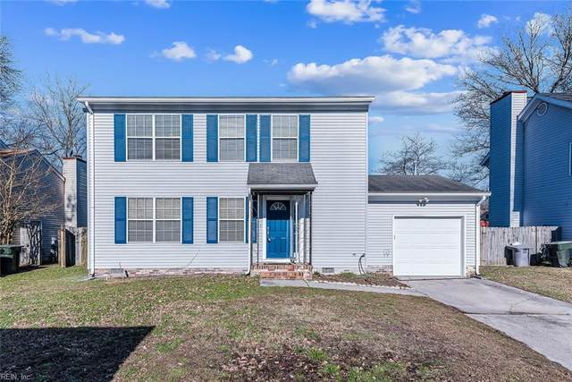 29 Steeplechase Loop, Hampton, VA 23666 (#10356673) :: Atkinson Realty