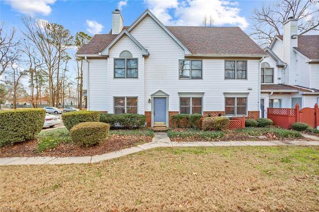 6 Ebbing Quay 6C, Hampton, VA 23666 (#10356675) :: Austin James Realty LLC