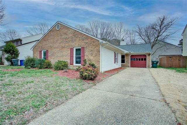 440 Warner Hall Pl, Newport News, VA 23608 (#10356709) :: Avalon Real Estate