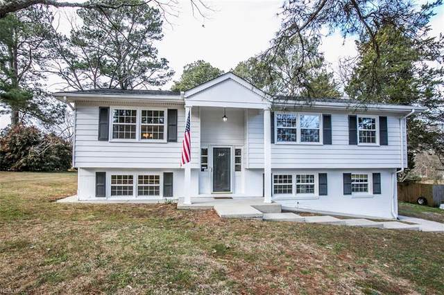 207 Old Wormley Creek Rd, York County, VA 23692 (#10356721) :: Berkshire Hathaway HomeServices Towne Realty
