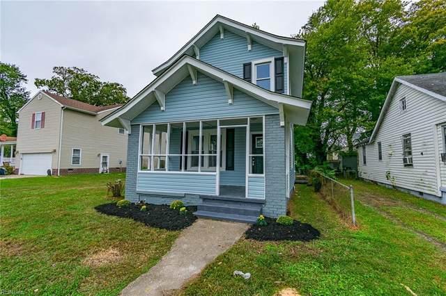 316 Locust Ave, Hampton, VA 23661 (#10356723) :: The Kris Weaver Real Estate Team