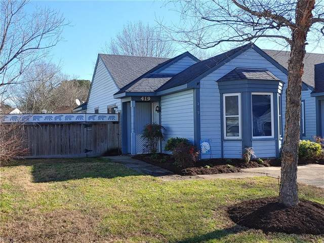419 Cobblewood Arch, Chesapeake, VA 23320 (#10356737) :: Rocket Real Estate