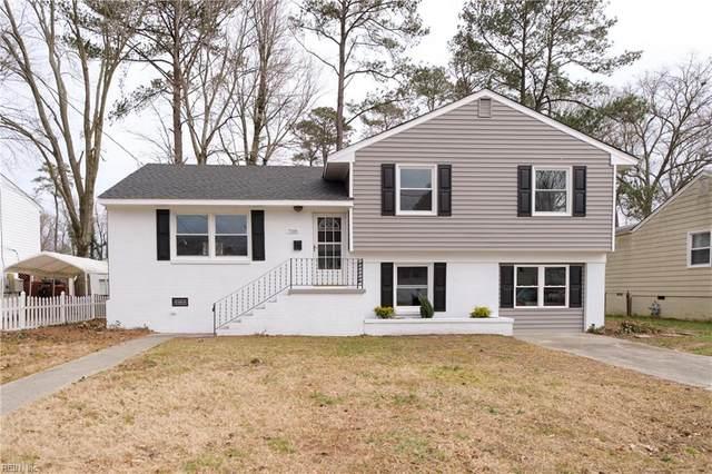 708 Arlington Ter, Hampton, VA 23666 (#10356755) :: Momentum Real Estate