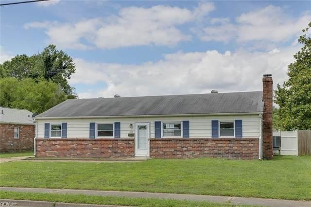 805 Fairfield Blvd, Hampton, VA 23669 (#10356780) :: Atkinson Realty