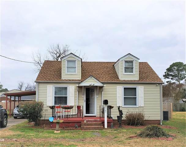 3705 County St, Portsmouth, VA 23707 (#10356808) :: Momentum Real Estate