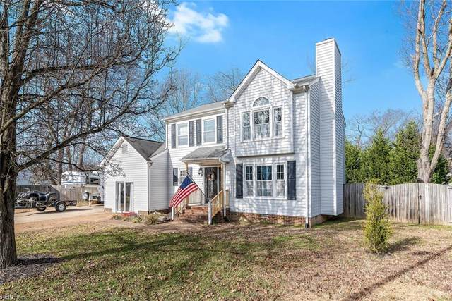 809 Ashley Pl, Newport News, VA 23608 (#10356828) :: Momentum Real Estate