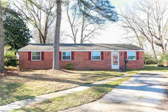 1507 Garrow Cir, Hampton, VA 23663 (#10356846) :: Judy Reed Realty