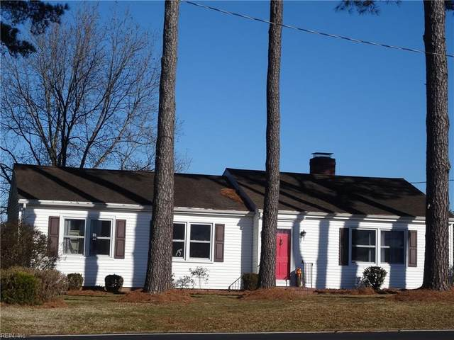5857 Colonial Trl E, Surry County, VA 23883 (#10356860) :: Atkinson Realty