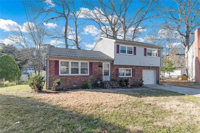 27 Dinwiddie Pl, Newport News, VA 23608 (#10356861) :: Berkshire Hathaway HomeServices Towne Realty