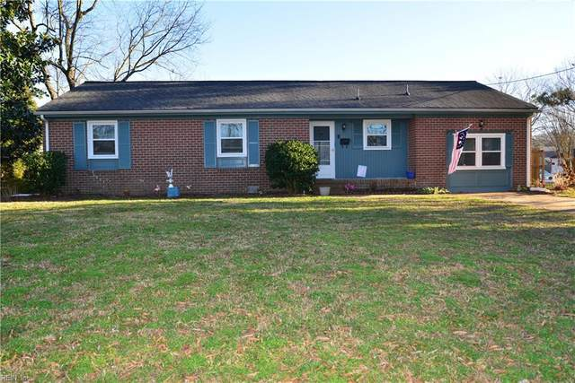202 Hahn Pl, Newport News, VA 23602 (#10356866) :: Atkinson Realty