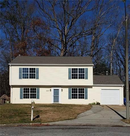 245 Vicky Ct, Newport News, VA 23606 (#10356869) :: Rocket Real Estate
