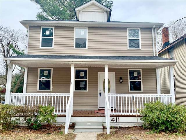 411 S Main St, Suffolk, VA 23434 (#10356895) :: Kristie Weaver, REALTOR