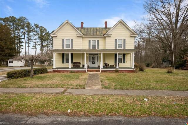 18221 Deloatche Ave, Southampton County, VA 23827 (#10356914) :: Momentum Real Estate