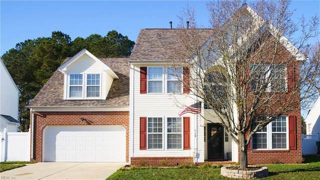 112 Lakes Edge, Suffolk, VA 23434 (#10356928) :: Judy Reed Realty