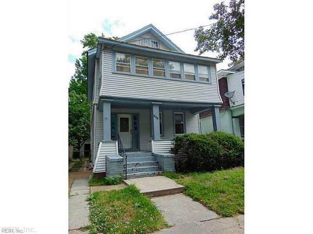 536 Maryland Ave, Norfolk, VA 23508 (#10356929) :: Atkinson Realty