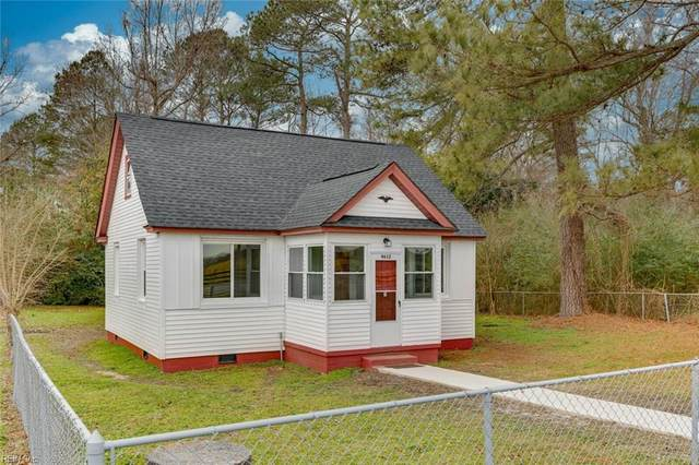9612 Old Stage Hwy, Isle of Wight County, VA 23430 (#10356958) :: Judy Reed Realty