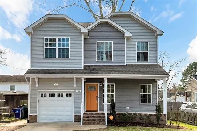 109 Appomattox Ave, Portsmouth, VA 23702 (#10356988) :: Kristie Weaver, REALTOR