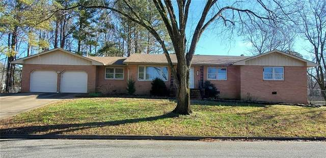 278 Monroe Ave, Newport News, VA 23608 (#10356999) :: Avalon Real Estate