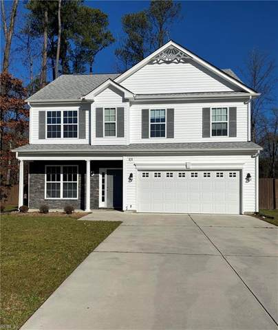 101 Dartmouth Dr, York County, VA 23693 (#10357002) :: Gold Team VA